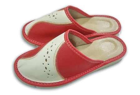 Dámske papuče - model M - veľkosť 35