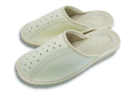 Dámske papuče - model N - veľkosť 35