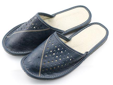 Pánske papuče - model E - veľkosť 41