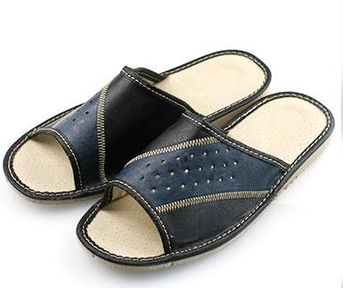 Pánske papuče - model A - veľkosť 40