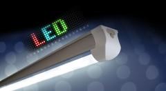 """Zľava 40%: Integrované LED trubice už od 16,98 €. Na výber v 4 rozmeroch v prírodnej alebo studenej bielej farbe. Ušetrite na platbách za elektrickú energiu s novými LED trubicami takmer """"zadarmo""""!"""