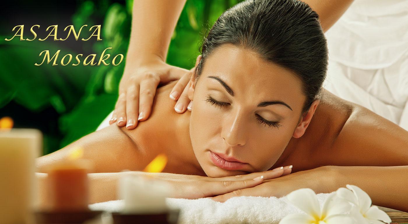 Blahodarná 30 minútová masáž chrbta a šije alebo kráľovský balíček ayurvédskych masáží v dĺžke 70 minút