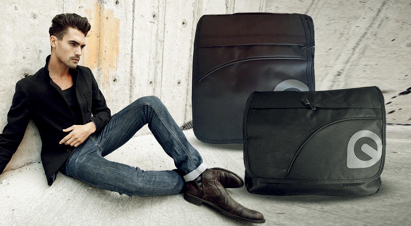 Štýlová športová pánska taška cez rameno - na výber 2 modely
