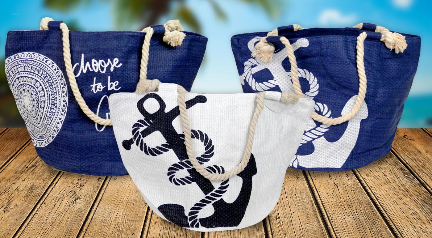 Trendy dámske tašky v námorníckom štýle - vyberte si zo 7 modelov