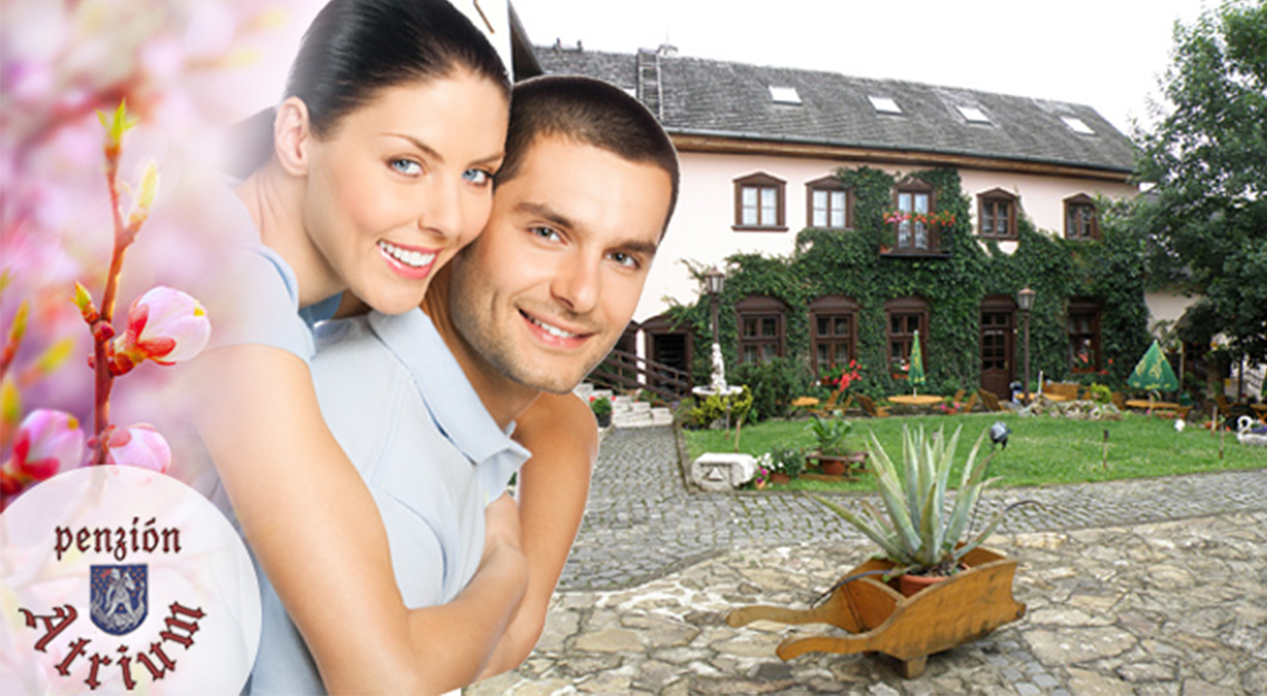 Fotka zľavy: Vychutnajte si relaxačný víkend v historickej Spišskej Sobote pod Tatrami v krásnom Penzióne Atrium len za 59,90 € pre dvoch s raňajkami, zľavou do wellness a Aquacity Poprad. Dieťa do 3 rokov zdarma.