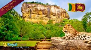 Zľava 27%: Spoznajte perlu Indického oceánu počas jedinečného zájazdu na Srí Lanku s CK Royal Travel už od 649 €! Odlet z Bratislavy, ubytovanie pri pláži, polpenzia, jazda na slonovi a ďalšie skvelé zážitky!