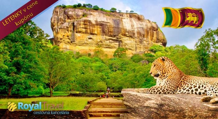 Fotka zľavy: Spoznajte perlu Indického oceánu počas jedinečného zájazdu na Srí Lanku s CK Royal Travel už od 649 €! Odlet z Bratislavy, ubytovanie pri pláži, polpenzia, jazda na slonovi a ďalšie skvelé zážitky!