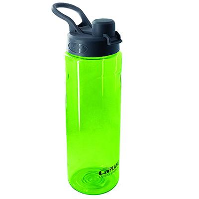 Trendy športová EKO fľaša s objemom 750 ml - zelená farba