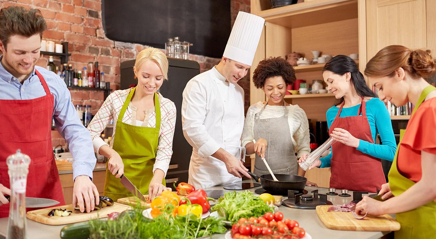 Kurz varenia s nutričným poradcom v centre Bratislavy