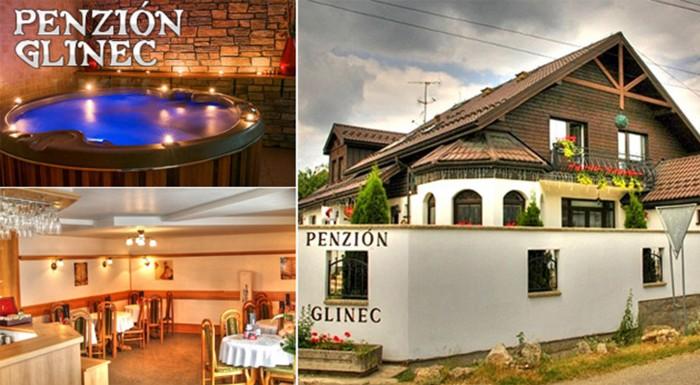 Fotka zľavy: Objavte skryté krásy Zamaguria a ubytujte sa v Penzióne Glinec už od 73 € pre dvoch. Na výber pobyt s polpenziou alebo raňajkami a zľavami na aktivity v blízkom okolí.