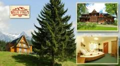 Zľava 40%: Pobyt na 3 dni v obklopení prírody vo Wille Paula v Poľsku s polpenziou pre 2 osoby a barbecue večerom len za 85 €! V cene i zľava do termálov.