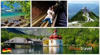 Zľava 36%: Letný víkend v Bavorsku s CK Prima Travel teraz len za 109 €! V cene doprava, ubytovanie v hoteli s raňajkami a sprievodca!