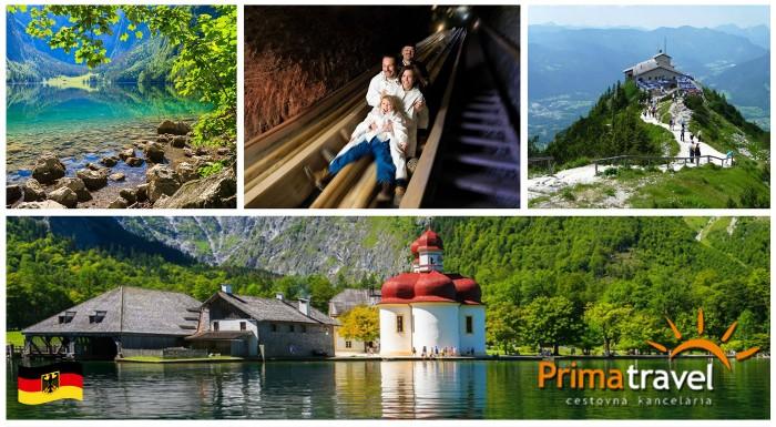 Fotka zľavy: Letný víkend v Bavorsku s CK Prima Travel teraz len za 109 €! V cene doprava, ubytovanie v hoteli s raňajkami a sprievodca!