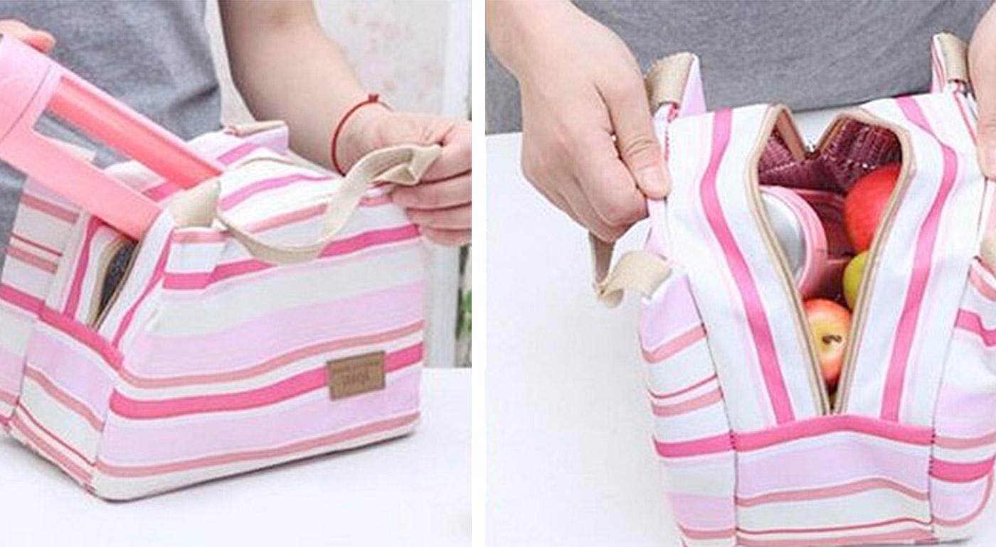 Štýlové a praktické termo tašky pre všetky dobroty