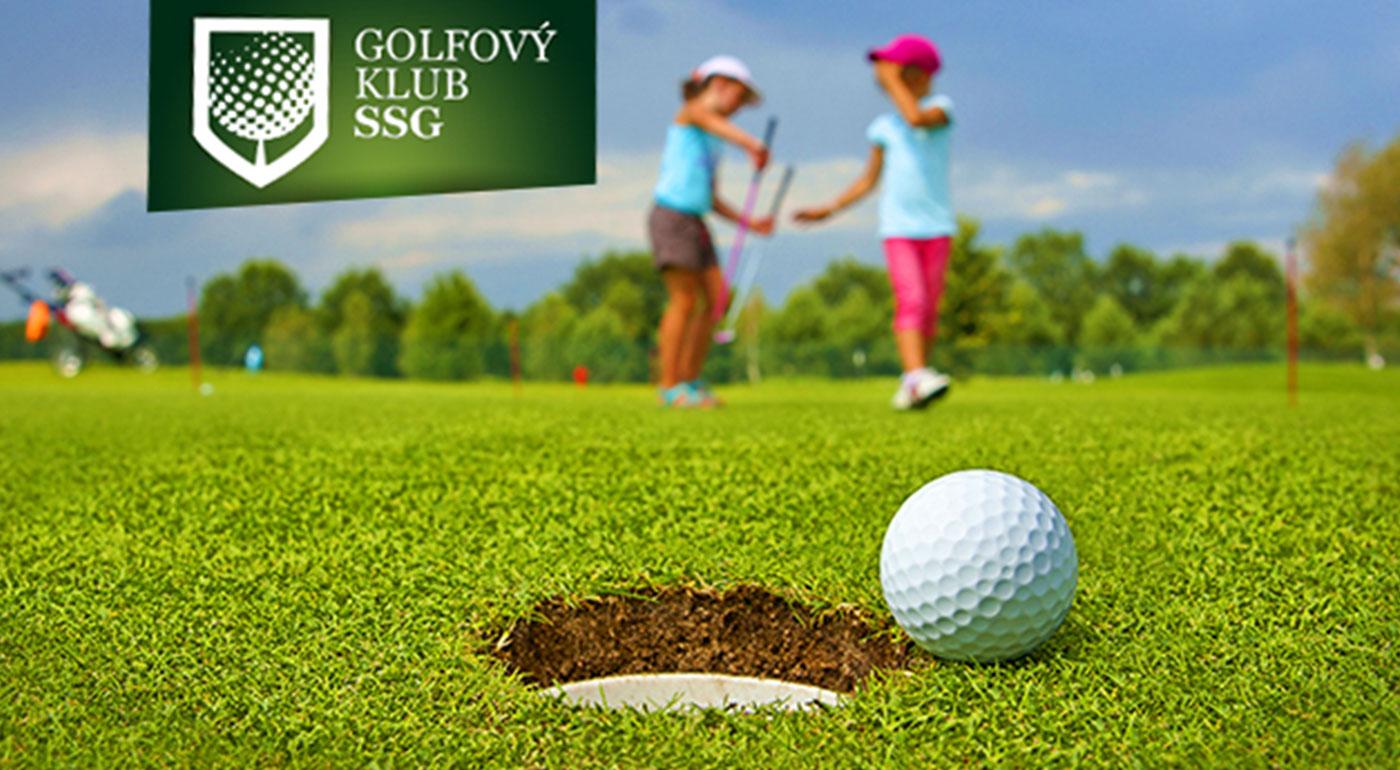 Letný golfový tábor Rytieri a kňažné golfu pre deti od 4 do 12 rokov v Bratislave