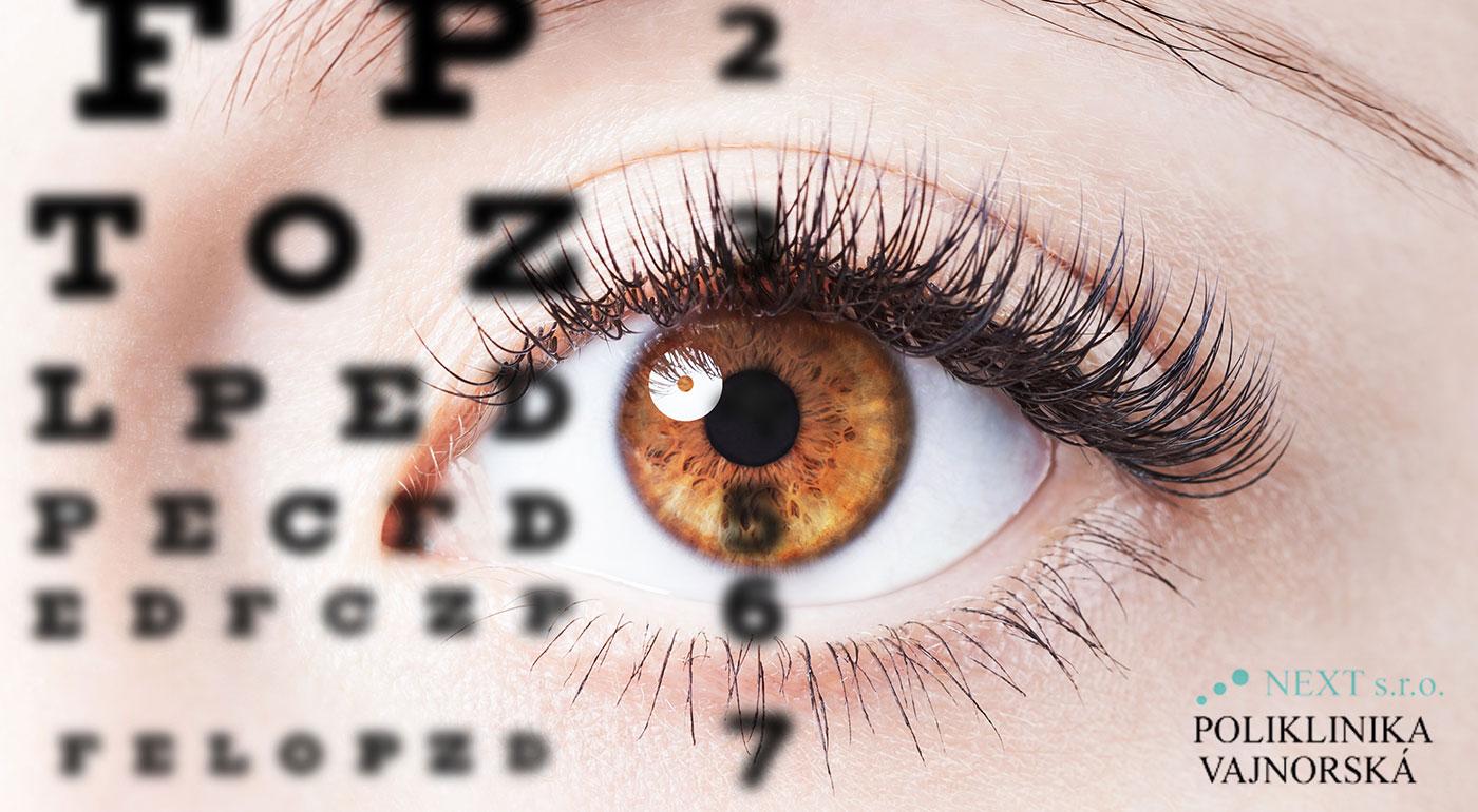 ea03b51f6 Nadštandardné očné vyšetrenie najmodernejšími prístrojmi v Poliklinike  Vajnorská