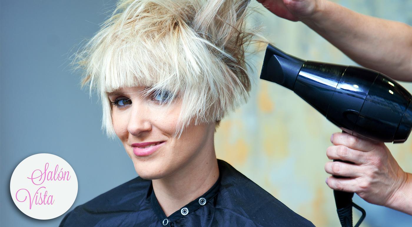 Fotka zľavy: Styling, regenerácia alebo farbenie vlasov