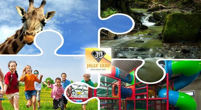 Fotka zľavy: Denný letný tábor Jolly Camp pre deti