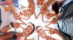 Zľava 33%: Denný vstup do letného tábora Jolly Camp vo FunCity len za 18 € - doprajte svojim deťom prázdniny plné zábavy a nových zážitkov. V cene atraktívny denný program, strava i výlety so vstupným!