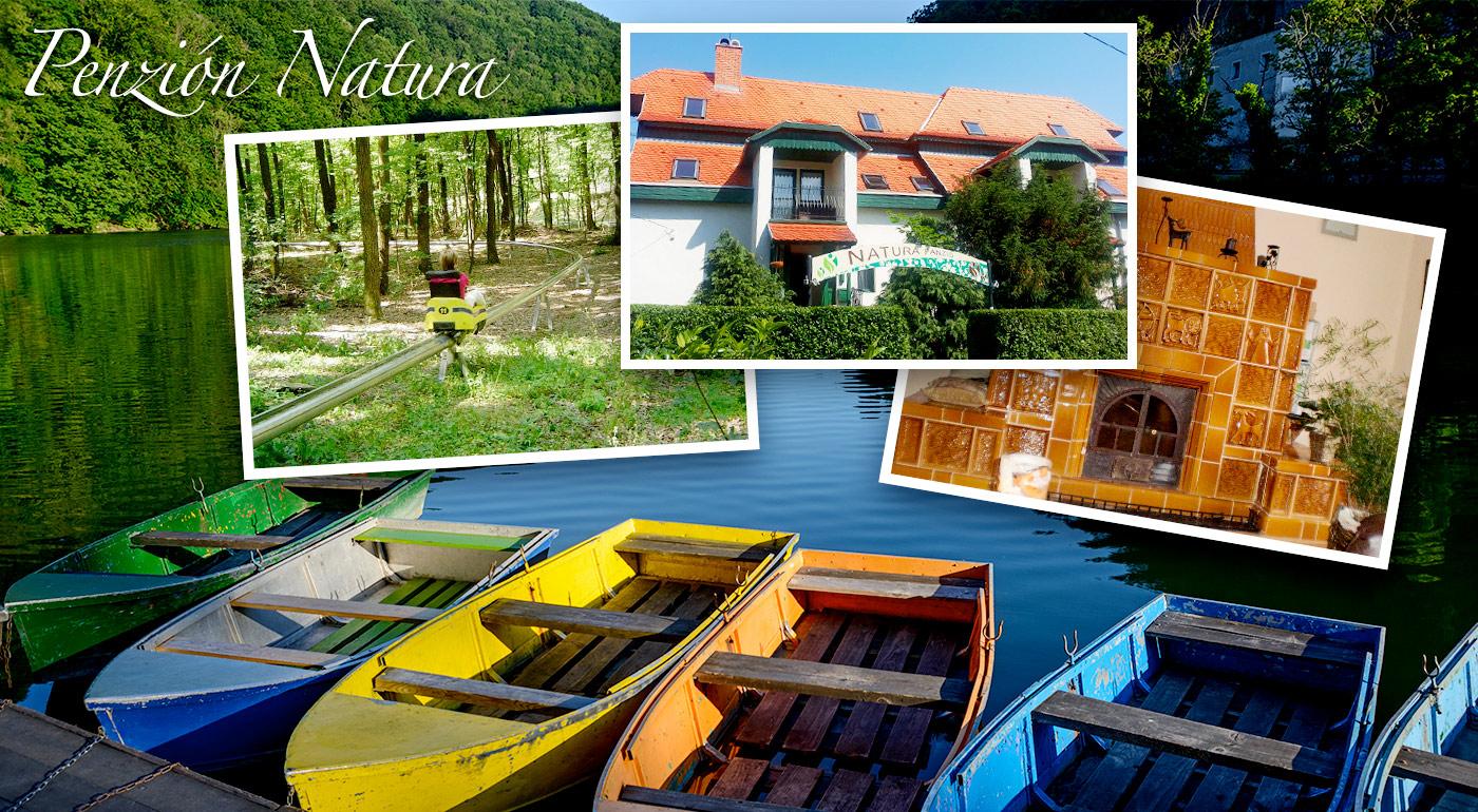 Lesy, hory a vy s polovičkou v Penzióne Natura v maďarskom Szilvásvárade! Platnosť kupónu až do konca októbra!