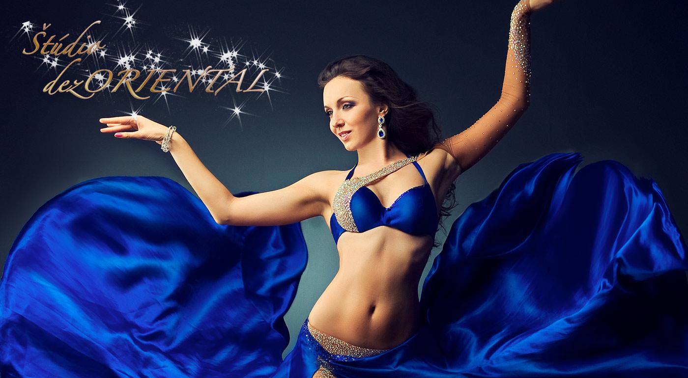 Kurzy brušných tancov v Štúdiu dezORIENTAL v Bratislave až do júna!