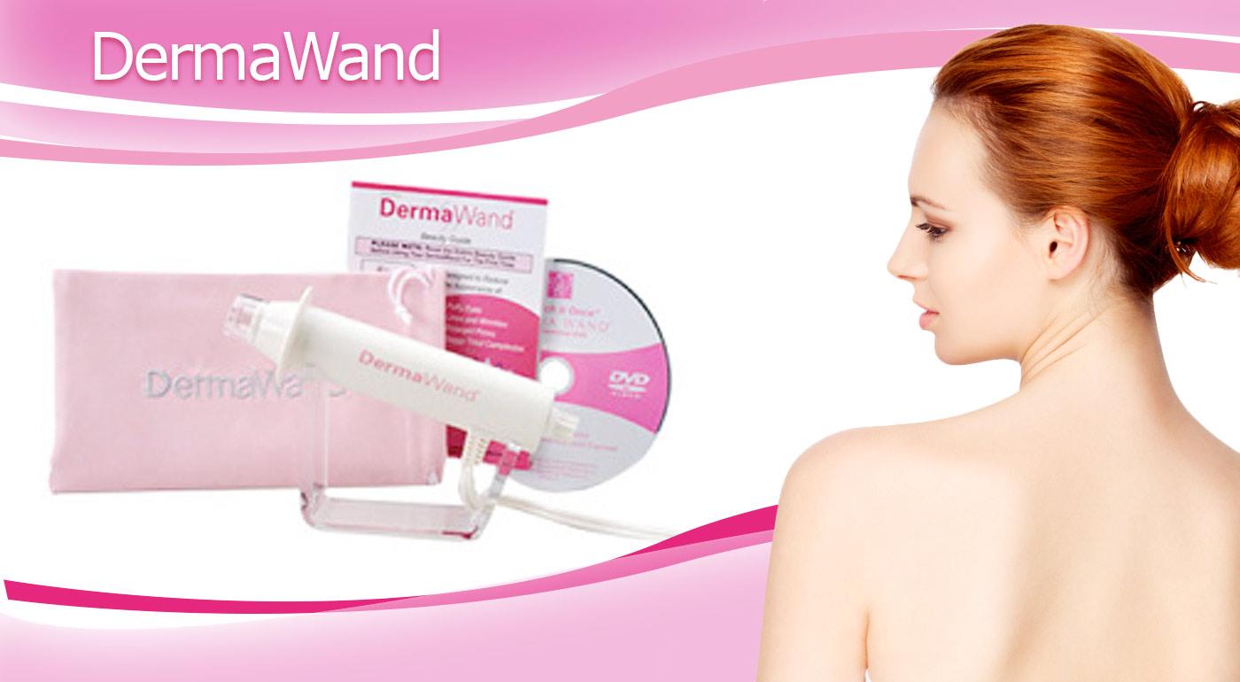 DermaWand - prístroj na omladenie pleti