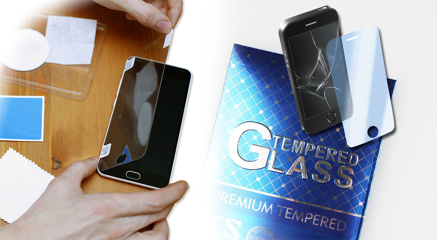 Tvrdené ochranné sklo aj pre váš mobilný telefón!