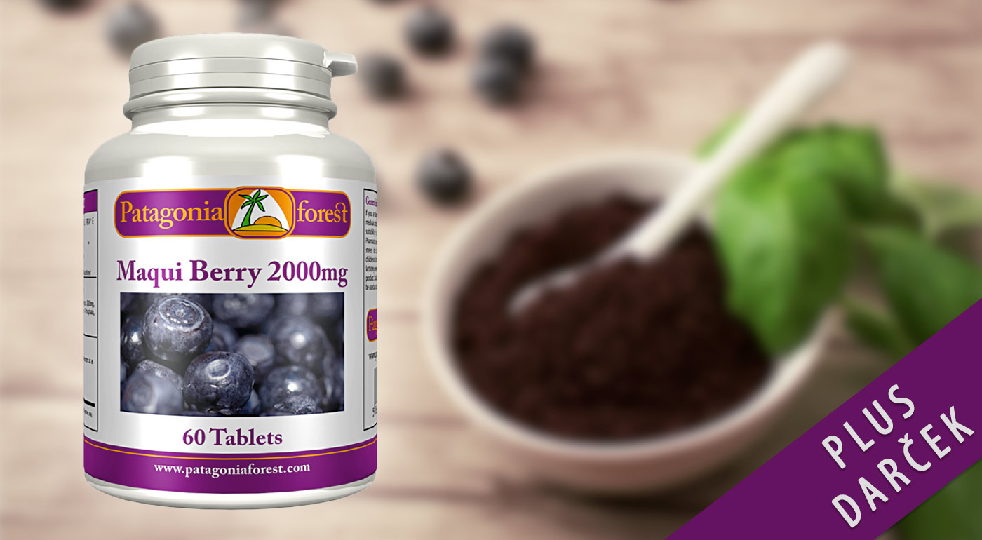 Maqui Berry 60 kapsúl