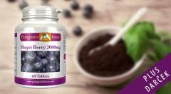 Zľava 67%: Chránite vaše zdravie pred chorobami, vyzeráte lepšie a ešte aj schudnete. Stavte na zázrak prírody - 60 tabliet Maqui Berry s najvyššou hodnotou antioxidantov len za 6,99 €! Pri kúpe 3 balení darček!