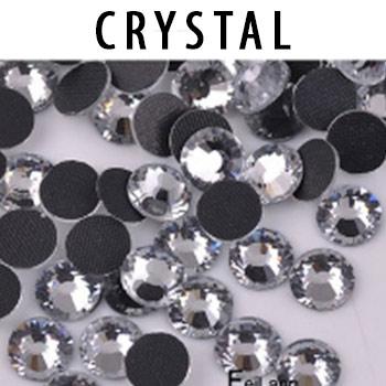 Náhradné kamienky SS10 1440 ks farba: biela (crystal)