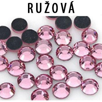 Náhradné kamienky SS10 1440 ks farba: ružová
