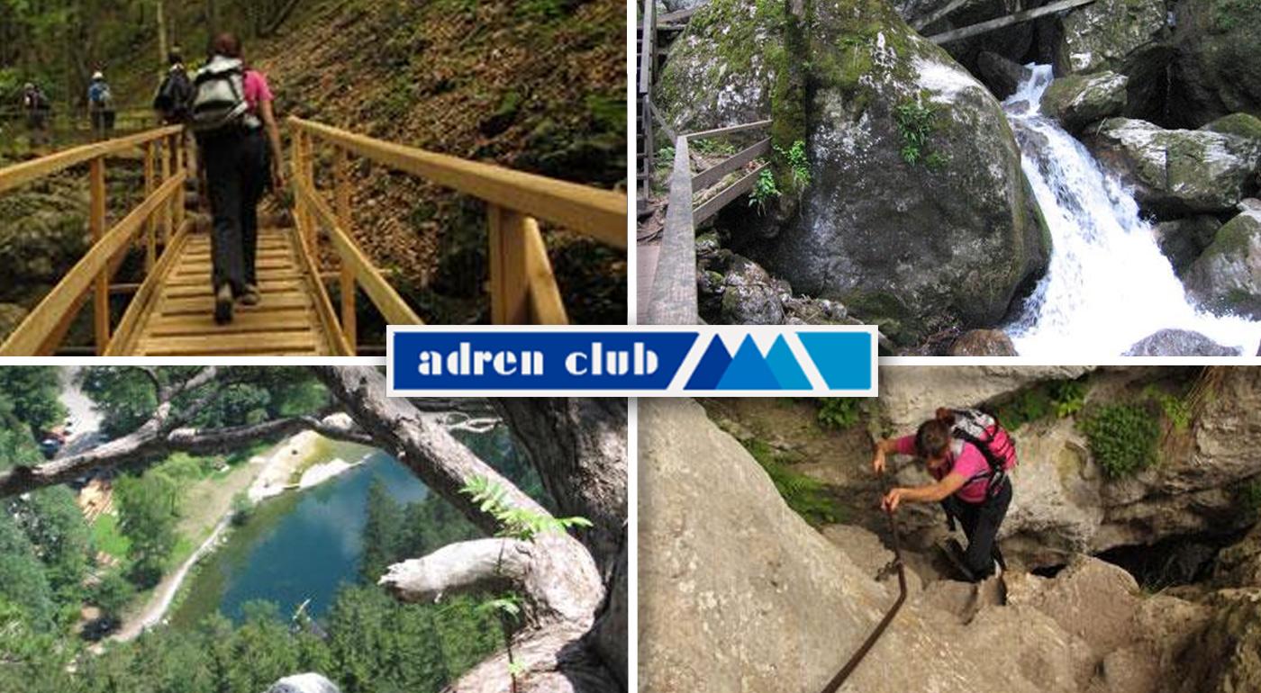 Romantická tiesňava plná rebríkov, krásne vodopády a bralo Hausstein - vyrazte na túru do Rakúska!