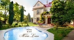 Zľava 42%: Krásna Praha si získa aj vás vďaka pobytu v rodinnom Hoteli Marie Luisa***. Vyberte si z ponuky ubytovania na 2 až 6 dní s možnosťou raňajok, polpenzie alebo plnej penzie už od 33 € pre dvoch!
