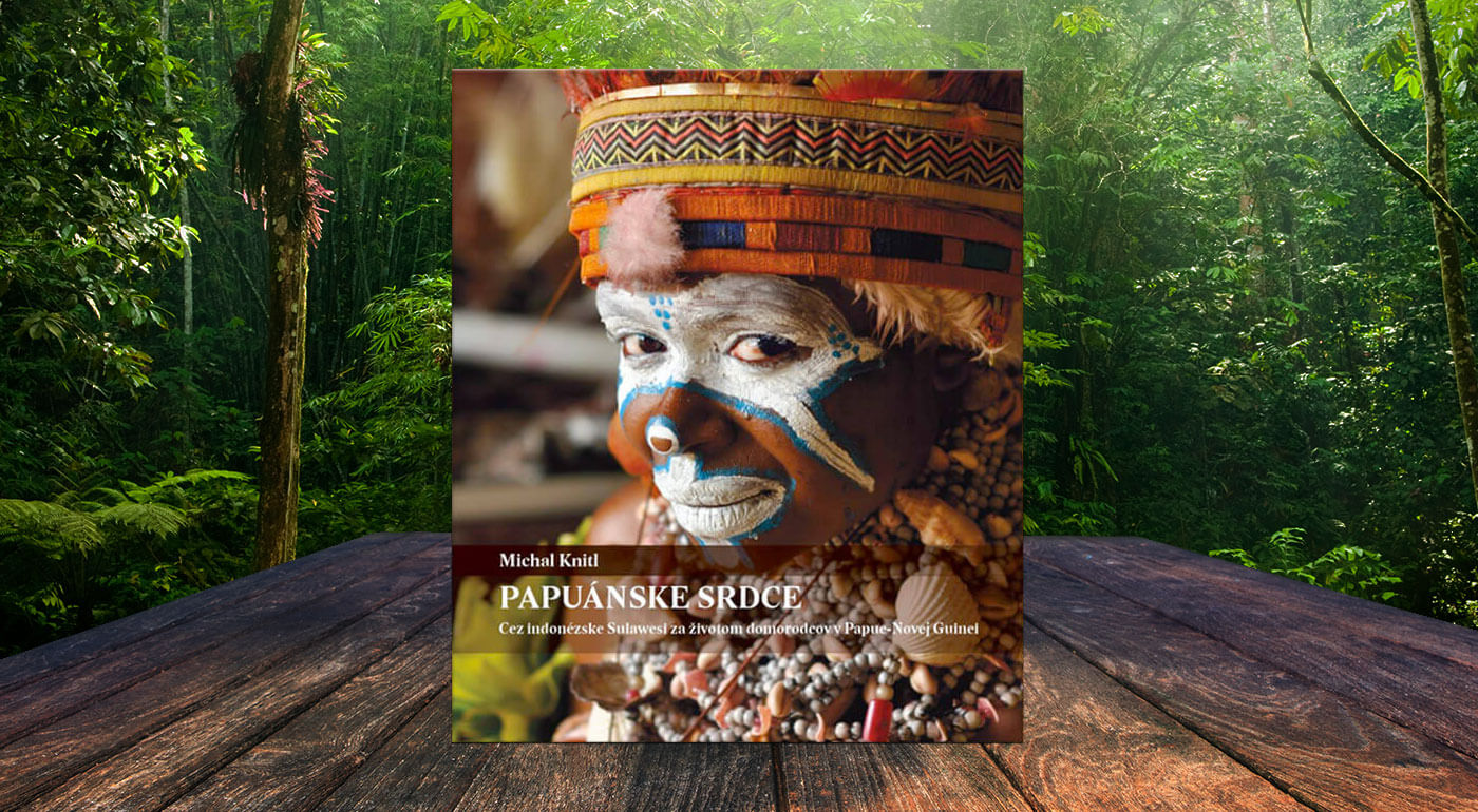 Michal Knitl - Papuánske Srdce - exkluzívne iba u nás