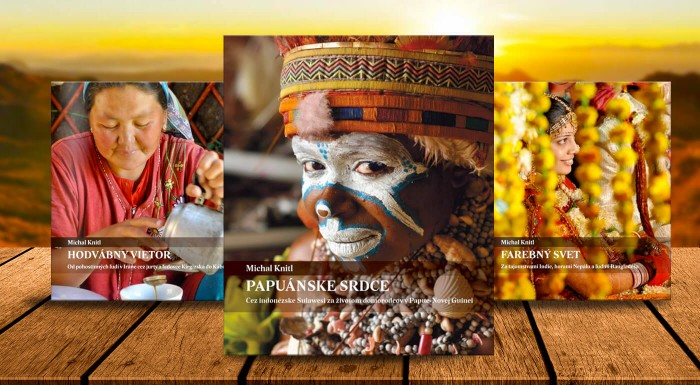 Fotka zľavy: Prežite naozajstné príbehy z ciest za tajomstvami Indie, Nepálu či Bangladéša. Pohltí vás rozprávanie o skutočnom živote v Gruzínsku, Kaukaze, či Iráne. Rozbúcha sa vám Papuánske srdce.