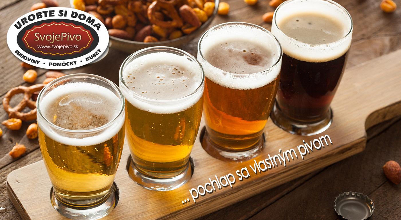 Malý domáci pivovar Basic
