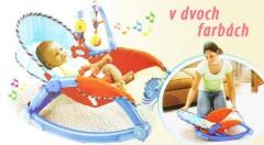 Zľava 40%: Hranie je pre bábätká veľmi dôležité! ARTI detské ležadlo a kolíska je vybavené veselými hračkami, ktoré ho rozveselia a precvičia jeho vnemy. Vyberte si z 2 druhov za TOP cenu na trhu: 42,90 €!