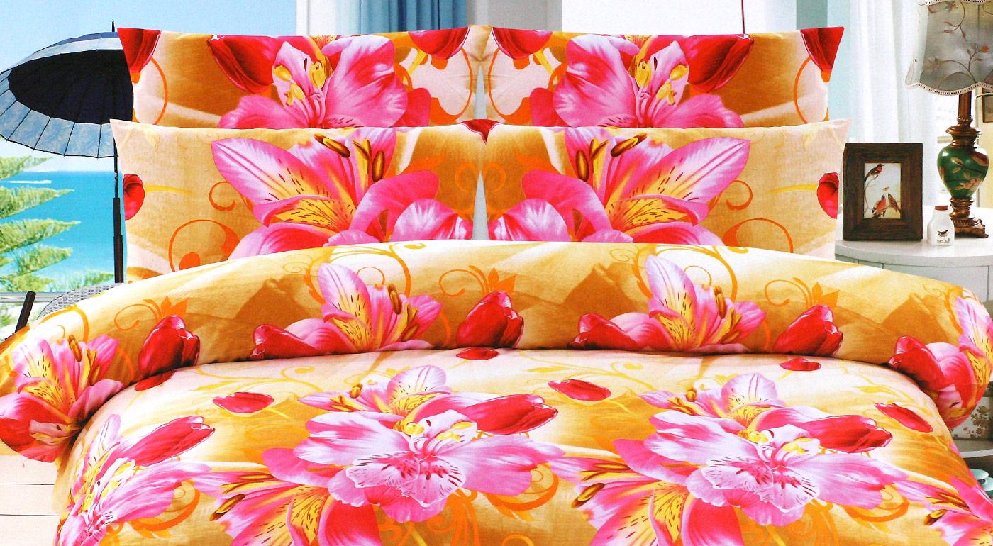 Kvalitné 3D posteľné obliečky - 7 vzorov na výber!