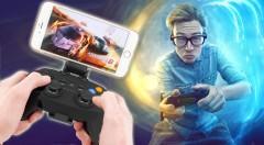 Zľava 40%: Akčné, športové, strieľačky... Každá hra sa s Gamepadom premení na dosiaľ nepoznaný zážitok! Pripravte si prsty a zažite nové možnosti mobilnej zábavy.