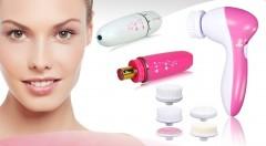 Zľava 60%: Ošetrite svoju pleť naozaj prvotriedne! Prístroj na hĺbkové čistenie pleti a masážny prístroj na oči a tvár sa stanú vaším obľúbeným pomocníkom, s ktorým vašej pokožke vdýchnete dokonalosť.