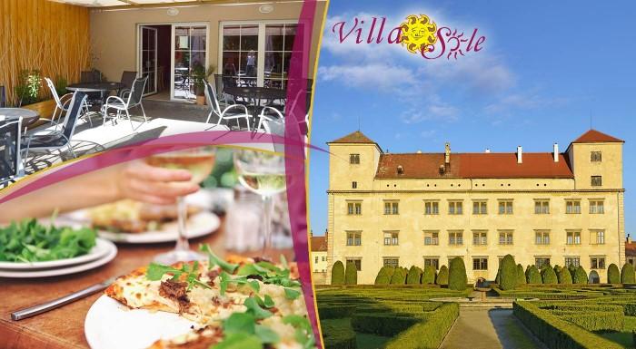 Fotka zľavy: Poďte si užiť trochu slobody a radosti na Moravu - ubytujte sa v penzióne Villa Sole v Bučoviciach na 3, 5 či 6 dní. V cene i raňajky s večerami a ďalšie bonusy!