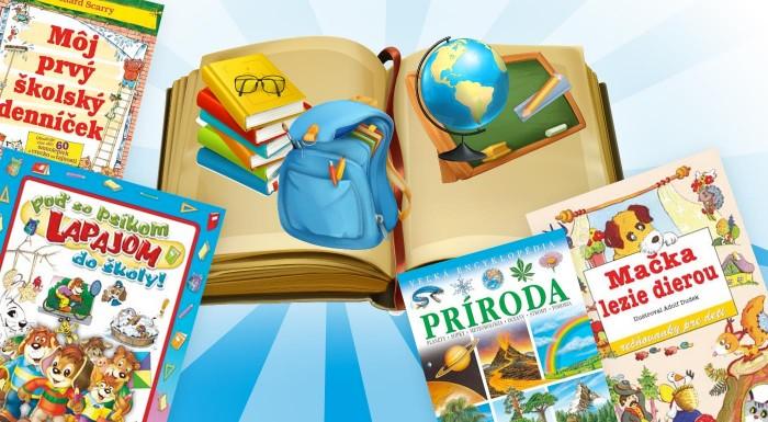 Fotka zľavy: Nádherné detské knižky - až 14 titulov na výber