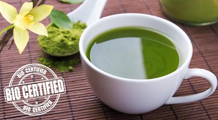 Fotka zľavy: BIO čaj matcha pre vaše zdravie