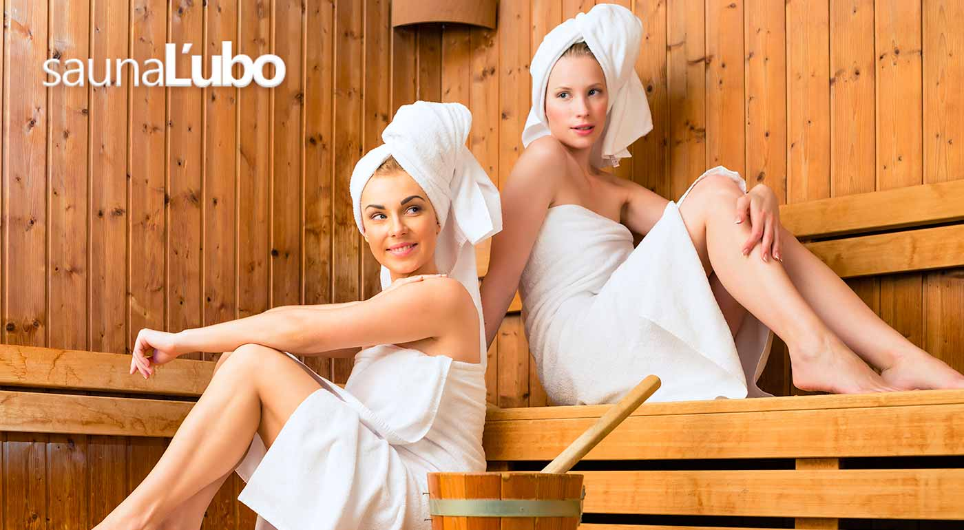 Saunovaním ku zdraviu - vstup pre ženy do sauny v Bratislave
