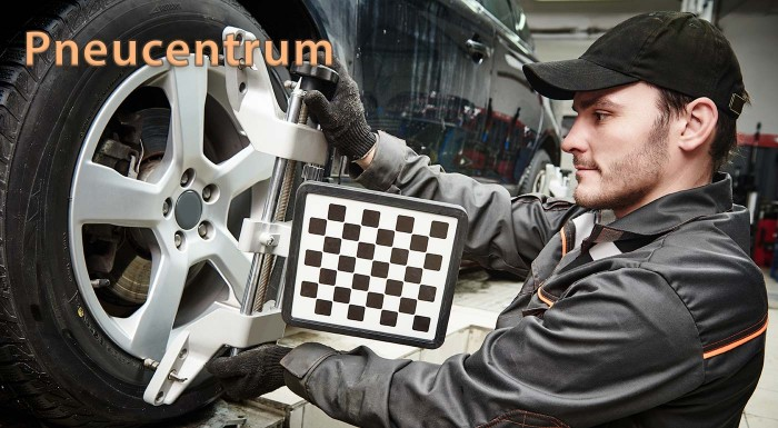 Fotka zľavy: Kompletné premeranie geometrie automobilu