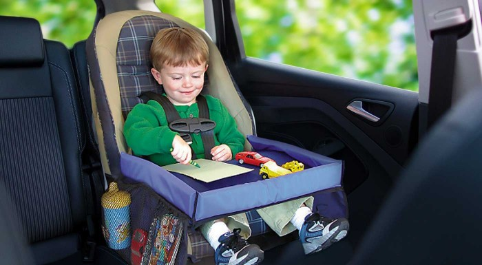 Fotka zľavy: Univerzálny mobilný stolík pre deti