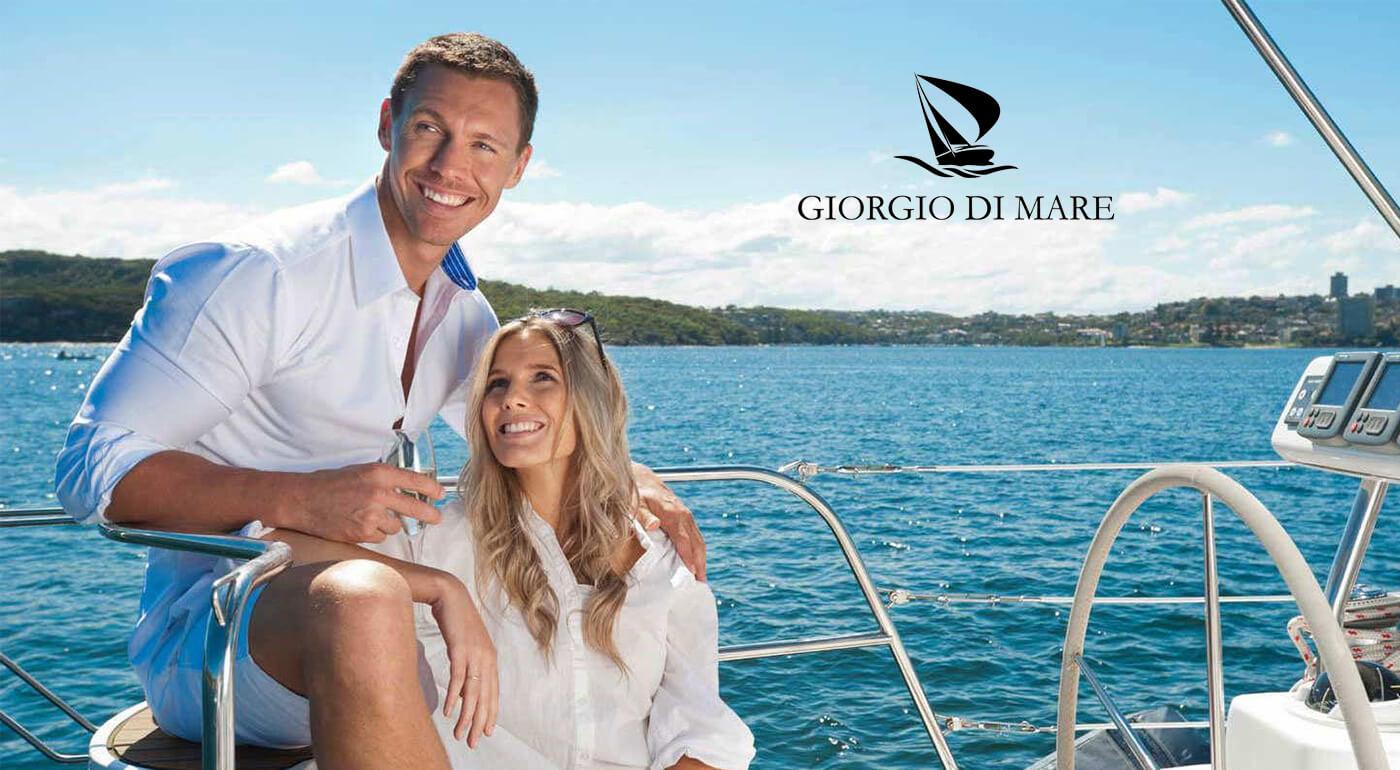V kvalitnom oblečení od Girgio Di Mare sa budete cítiť luxusne a zároveň extra pohodlne. Vyberte si z niekoľkých dizajnových kúskov pre mužov i ženy v prvotriednej kvalite!