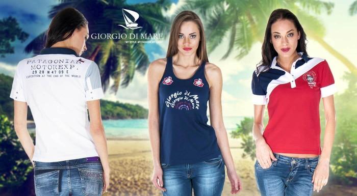 Fotka zľavy: V kvalitných tielkach a tričkách od Girgio Di Mare sa budete cítiť luxusne, sviežo a extra pohodlne po celé leto. Vyberte si zo 7 modelov dizajnových kúskov v prvotriednej kvalite s poštovným v cene!
