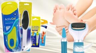 Zľava 41%: Kto nemá v hlave, má vraj v nohách. Kto v hlave má, vie, že o svoje chodidlá sa treba starať. Odteraz to bude profesionálnejšie a jednoduchšie, vďaka špičkovým nástrojom pre krásne chodidlá.