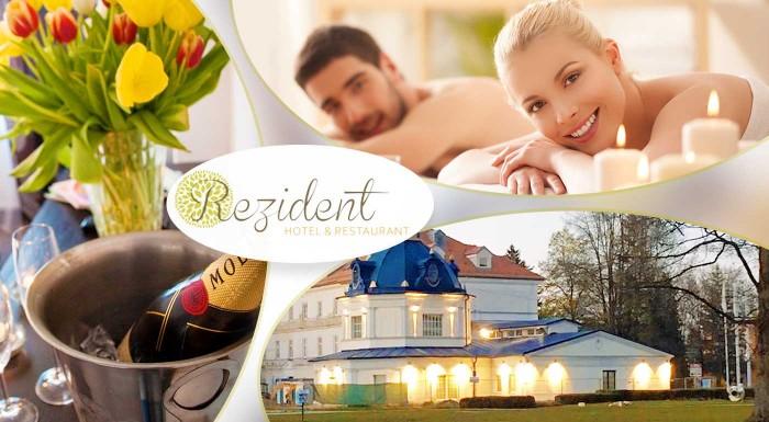 Fotka zľavy: Cíťte sa ako prezident, v Hoteli Rezident! Užite si pobyt plný relaxu, vynikajúceho jedla a ďalších skvelých bonusov pre vašu bezchybnú dovolenku. Dieťa do 12 rokov má ubytovanie zadarmo!
